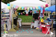 Craft Show Booth Ideas / by Sherri James