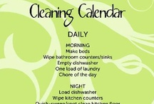 Cleaning+Organizing / by Valery Wright