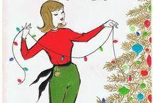 christmas crafting
