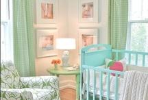 Baby Room Ideas / by Stephanie Ross