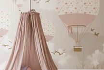 Kid's room / Beautiful rooms for children.