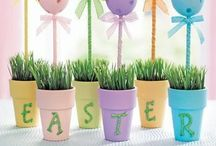 Easter, 4th of July Decor / by Dawn Duncan