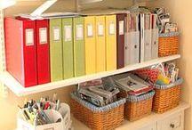 Organizing / by Dawn Duncan