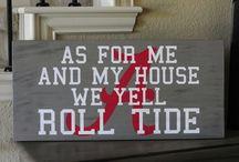 Alabama Football / by Dawn Duncan
