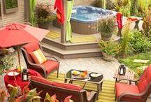 Yard And Porch Ideas / by Dawn Duncan
