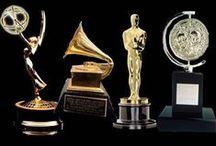 Oscar, Emmy & Tony / Golden Globes & SAG Awards too... / by Leigh La Loo