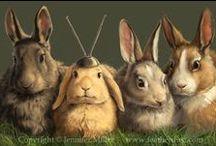 Bunny Love! / by Alena Freeman