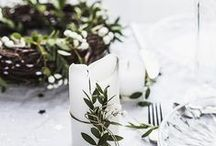 Table style / Awesome decor inspiration