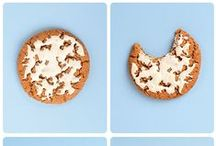 Cookie Love / We can never deny a good cookie pin! This is our home for everything cookie-related!