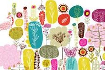 patterns / color palettes / pattern ♥ patterns ♥ color combos ♥ color palettes ♥ Muster ♥ / by Sandra Meinlilapark