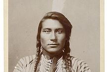Historical-American Indians / by Nicholai Sorensen