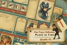 Sneak Peeks: Place in Time!