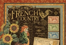 Sneak Peeks: French Country!