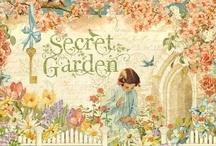 Sneak Peeks: Secret Garden!