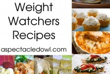 Weight Watcher's Recipes