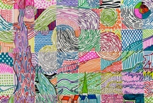 41. 5th Grade Project or Mural / by Sam ♥