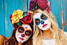 Sugar Skulls / by Deja Velez