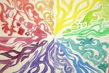 37. Color Wheel / by Sam ♥