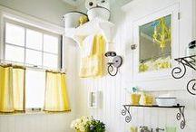 Decorating::Bathroom / by M.B.Paper Design - MBenzen