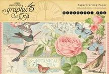 Botanical Tea / by Graphic 45®