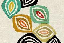 Print Pattern and Texture / Inspiring surface designs for textiles fashion and home / by Betz White