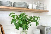 Kitchen / by Morgan Jacobsen