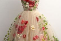 Dream Dresses / Dresses we make and dresses we love to dream about