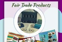 "Fair Trade Products / Unique handcrafted items from around the world with each product adhering to Fair Trade practices, which allows artists to support themselves and their families plus helping the children in the Barahona, Dominican Republic. ""Every Purchase Helps Change Lives Around The World""  #supportFairtrade"