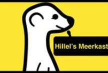 Hillel's Meerkat Videos: Interviews, Marketing Talk, and Tech Updates / One place with all of Hillel's Meerkat streams / by Hillel Fuld