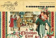 A Christmas Carol / by Graphic 45®