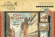 Sneak Peeks: Cityscapes! / by Graphic 45®