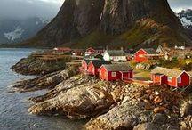 Wanderlust |Scandinavia & Iceland / travel, travel inspiration, norway, sweden, iceland, island, finland, scandinavia, travel in norway, travel in iceland, travel in scandinavia, wanderlust, hiking, nature, landscape, nordic