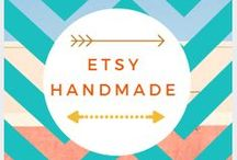 Etsy Handmade / HANDMADE ITEMS ONLY. Let us support our local artisans, small business owners and handmade products. * 1. Follow this board or follow our pinterest account: MemoryCross * 2. Comment on any pin for an invite. * 3. Pin no more than 5 of your own items per day.     * 4.  For not a shop owner, pin those handmade items you love and let us help shop owners gain more clients.