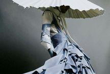Fashion designers mix