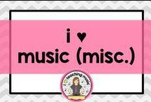i ♥ music (misc.)
