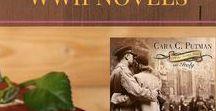 Novels: Cara Putman's Historical Novels / These novels are each set during World War II on the homefront.