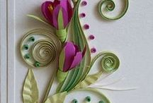 Quilling or Paper Filigree