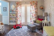 Kid's Bedroom & Playroom