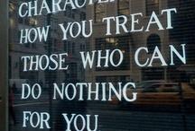 Words of Wisdom / by Marisa Centurione