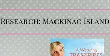 Mackinac Island / This board contains photos and inspiration for my Mackinac Island #contemporary #romanticsuspense.