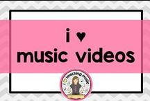 i ♥ music videos