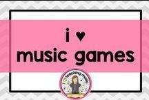 i ♥ music games