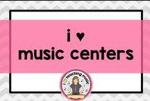 i ♥ music centers