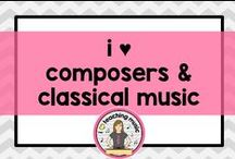 i ♥ composers & classical music