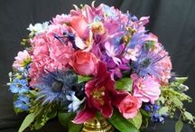 Traditional Flower Centerpieces
