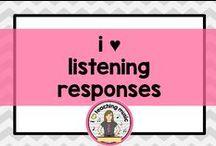 i ♥ listening responses