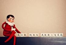Elf is on ma shelf