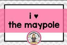 i ♥ the maypole & morris team