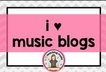 i ♥ music blogs