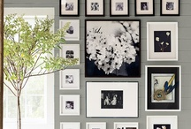 gallery walls / by tiffany meredith